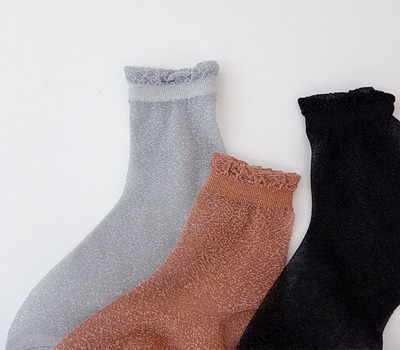 frankie socks (3color)
