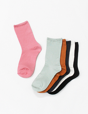 daily socks(6color)