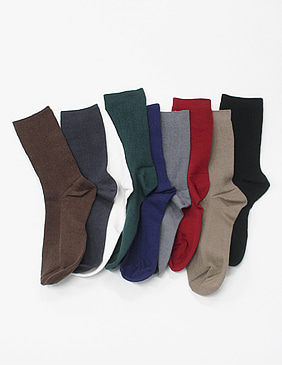 monthly socks(9color)